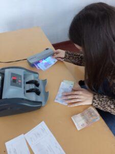 Перевірка банкнот