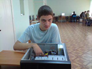 Збирання комп'ютера