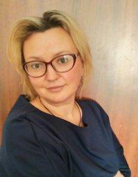 Кривенко Наталія Анатоліївна : Заступник директора з навчально-виховної роботи