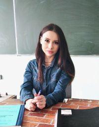 Маяцька Катерина Олександрівна : Майстер виробничого навчання