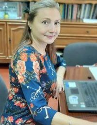 Терьохіна Наталія Іванівна : Майстер виробничого навчання