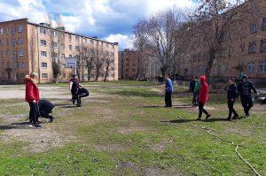 Тиждень громадського здоров'я - Кропивницьке ВПУ