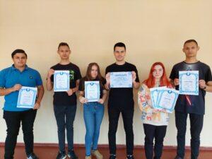 Перемога та призові місця у Міжнародному конкурсі із Web-дизайну та комп'ютерної графіки